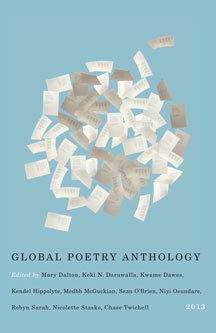 Global Poetry Anthology 2013